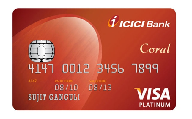Apply ICICI Bank Coral Credit Card Online